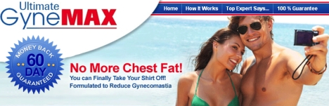 Ultimate GyneMax Gynecomastia Pills